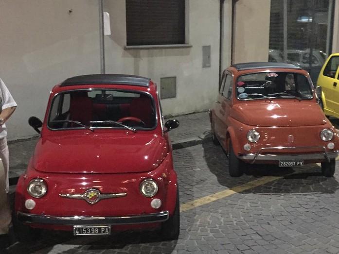 Calendario Raduni Fiat 500 2020.Sannazzaro De Burgondi Pv 16 09 Gli Amici Dell Oltrepo